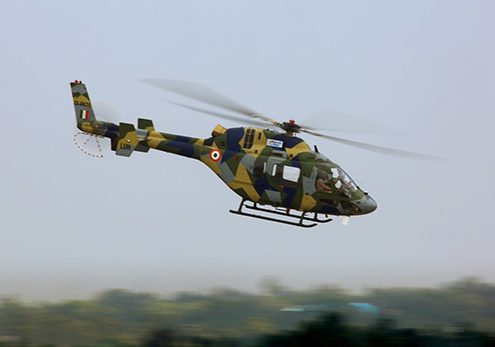 Light Utility Helicopter (LUH) India