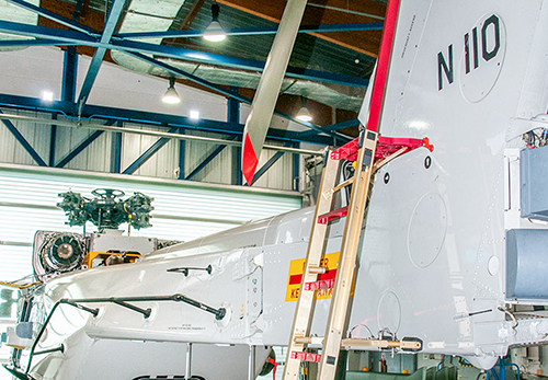 Royal Netherlands Air Force first flight with 3D printed aircraft