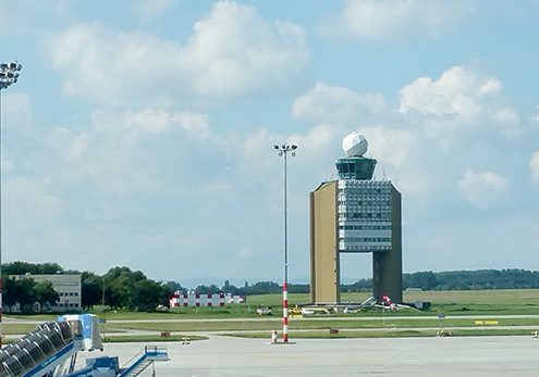 NLR examines impact Remote Tower technology on Hungarian ATC