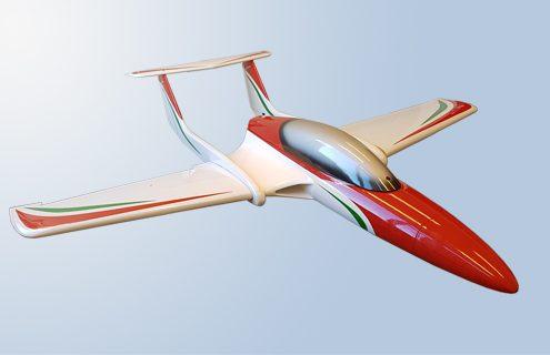 "NLR ""XCalibur"" jet-trainer"