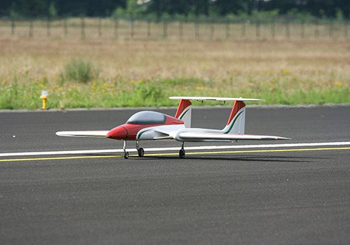 NLR tests large drone at Twente Airport