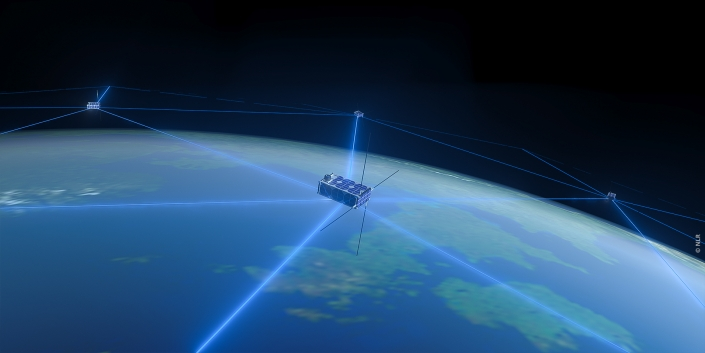 Nanosat satellite constellations